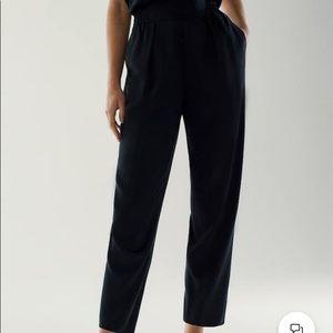 🆕 Black jogging fit trousers